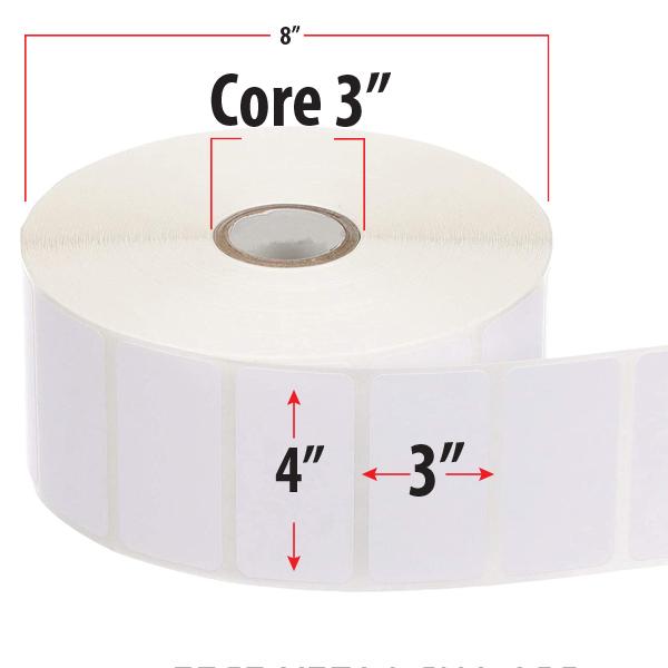 etiqueta 4×3 medidas
