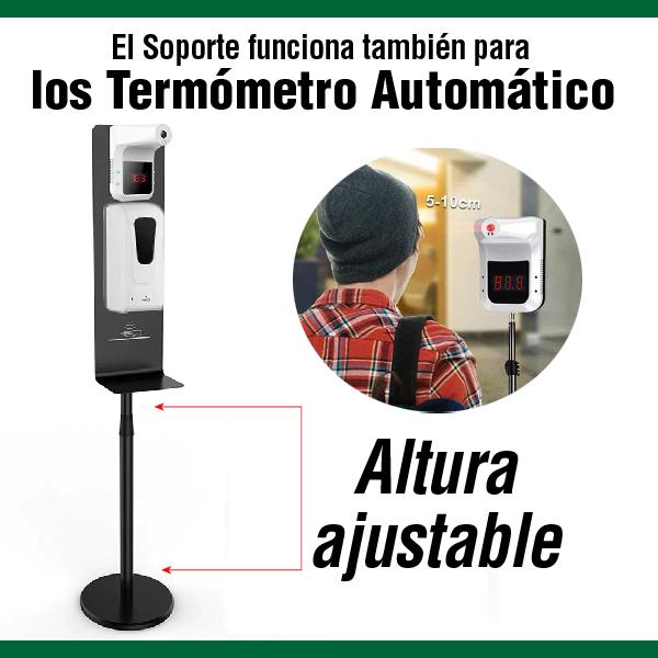 Soporte Aluminio 3